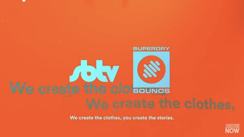 SBTV x SUPERDRY