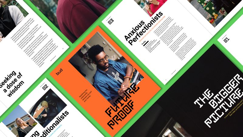 Bud Futureproof Magazine