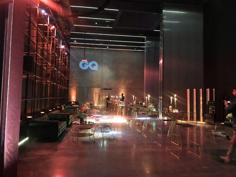 GQ Middle East x Hugo Boss