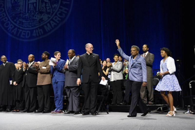 Chicago's New Mayor – Lori Lightfoot