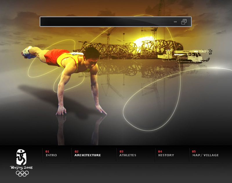 Beijing Olympics x Discovery Channel - Neue Media