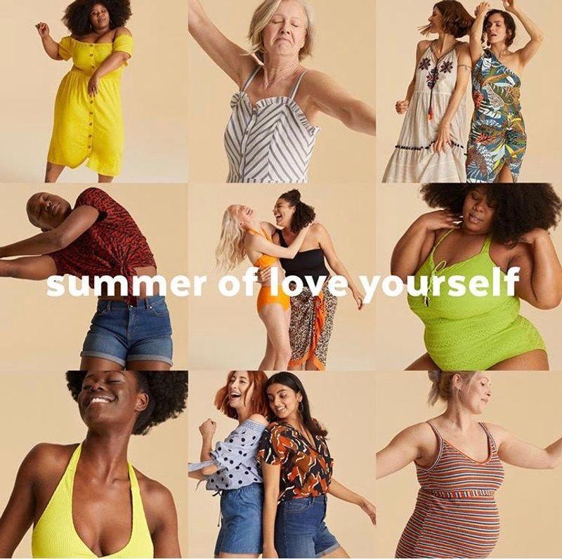 Sainsbury's TU - Summer Of Love
