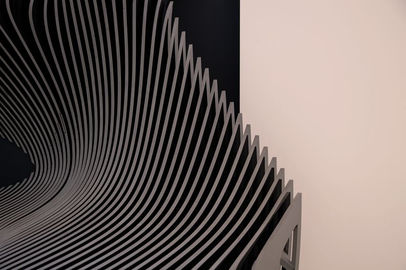 Zaha Hadid Design/Photographed & Remixed by AVSLONDON
