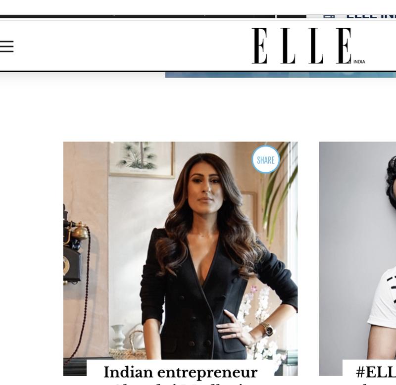 ELLE India - PHOTOGRAPHY