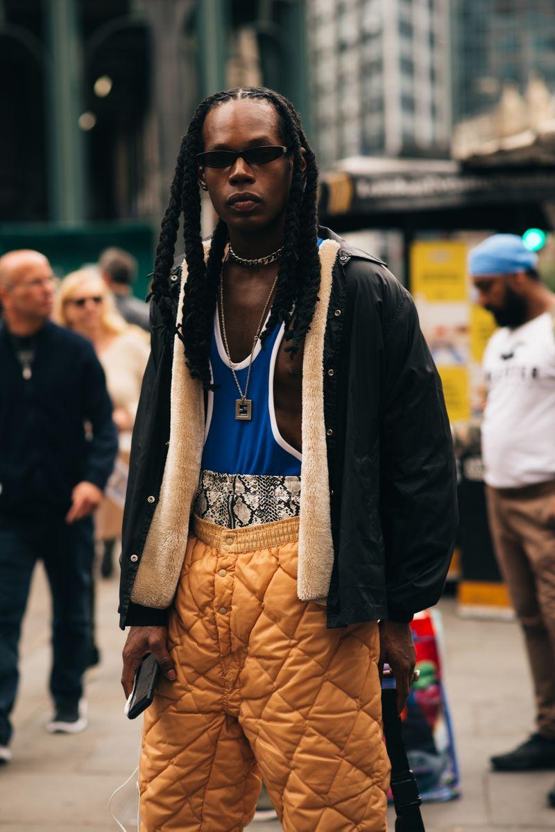 London Fashion Week Men SS20