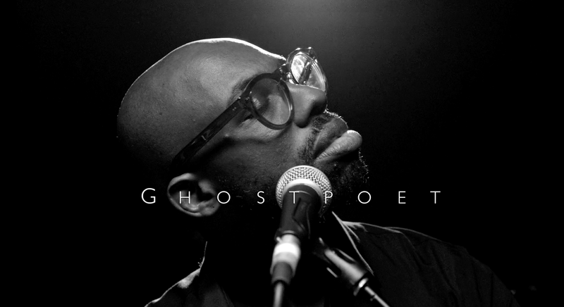 GhostPoet x Hunger Magazine: Dirty Live