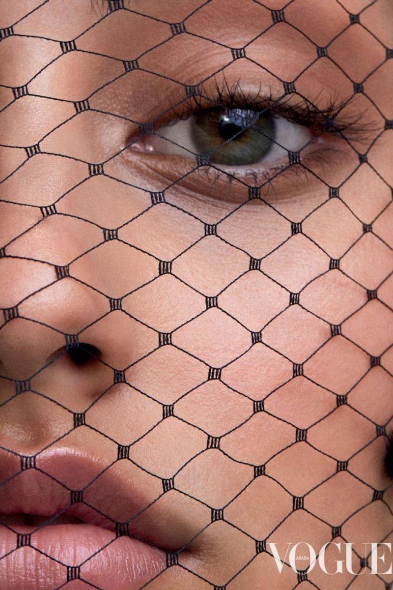Eye On Adult Acne - Vogue Arabia February 2019