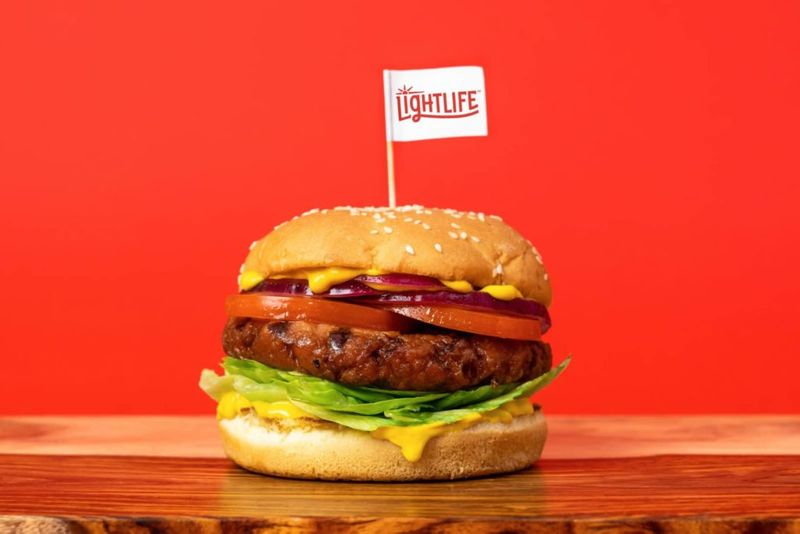 The Rise of Plant-Based Burgers