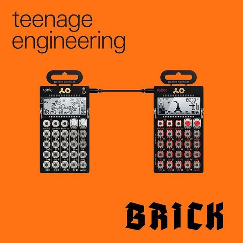 BRICK x teenage engineering: Pop-Up Closing Party
