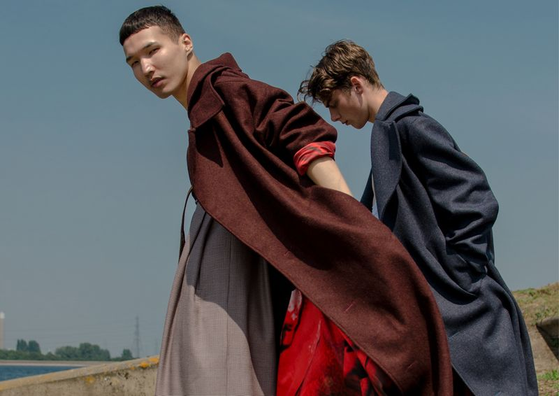 Central Saint Martins Grad Collection
