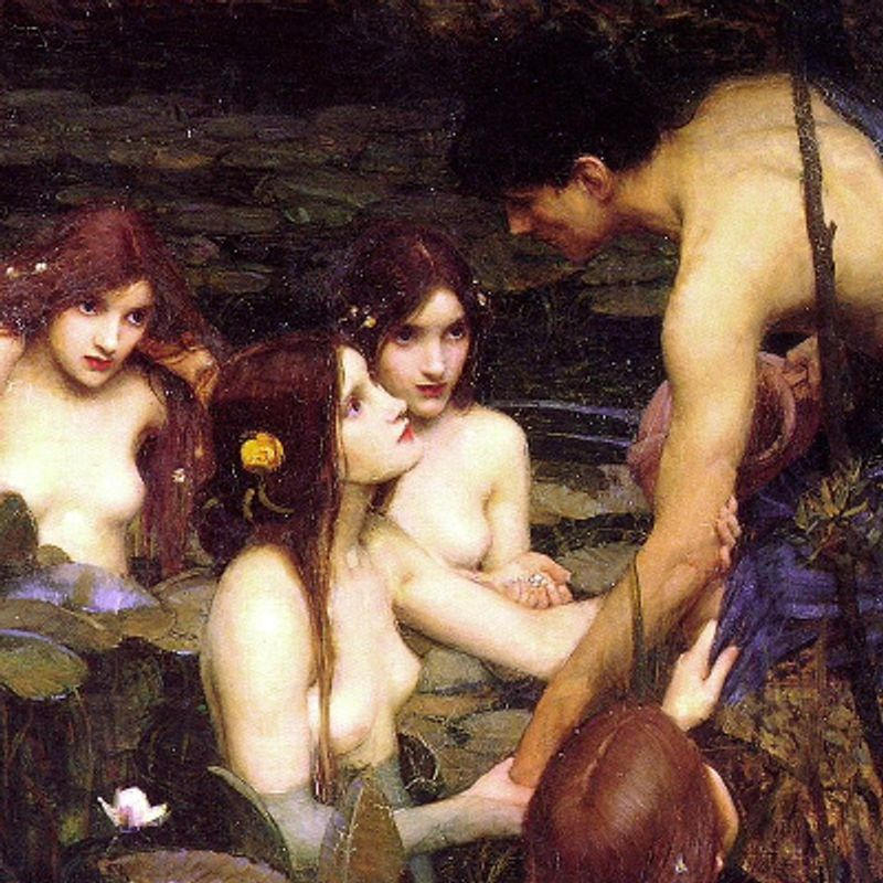 Murky waters in the arts: Waterhouses' nude nymphs are not the real issue in an art world of misogyny