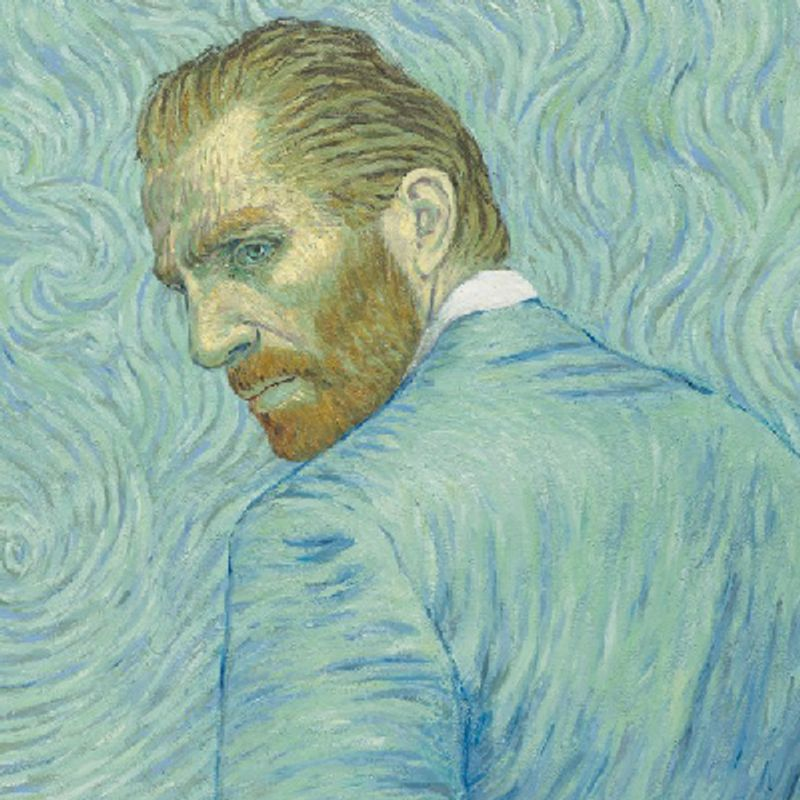 Loving Vincent:  how the world's first fully-painted feature film brings Van Gogh's art to life