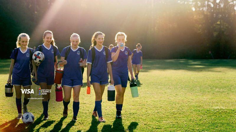 Visa - Women's World Cup