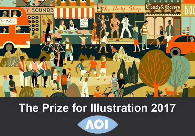 AOI (Association Of Illustrators) and TFL Chosen Entry