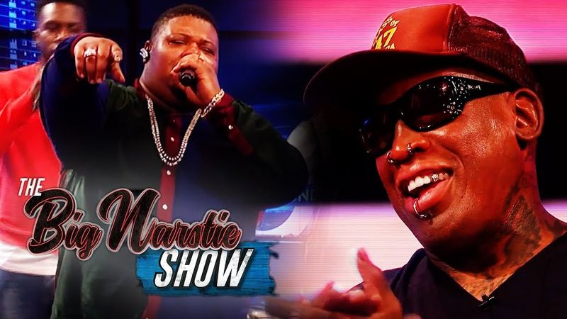 "CHANNEL 4: ""THE BIG NARSTIE SHOW SEASON 2"""