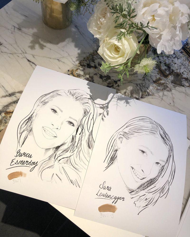 Estée Lauder Influencer Portraits