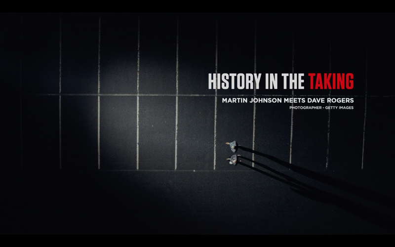 Canon - History in the Taking