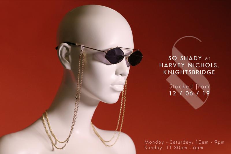 Marketing Campaign & Copywriting   Harvey Nichols x So Shady