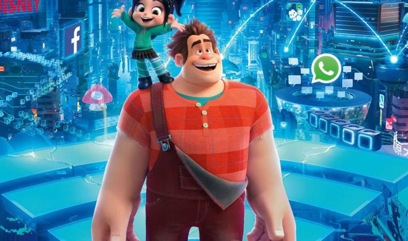 SoMe edit of Ralph Breaks the Internet
