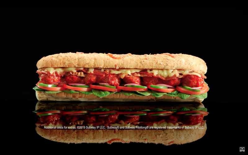 Subway® - Music Licensing for TV Campaign