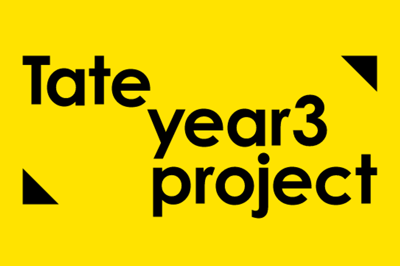Tate Year 3 Project