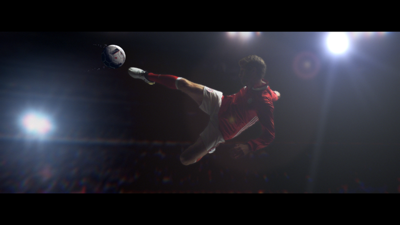 GILLETTE 'THE FINISHING TOUCH'  60SEC TVC