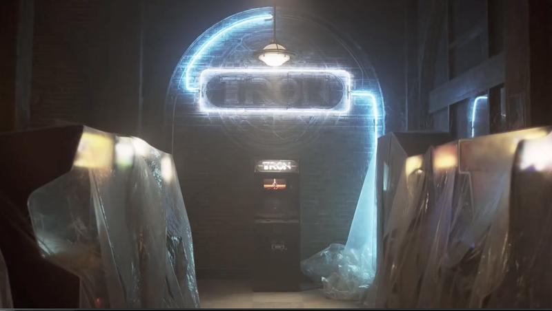 Tron Legacy (Rescored + Dialogues + Sound Design)