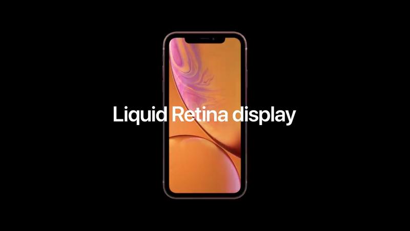 Apple Iphone XR (Resynchronised)
