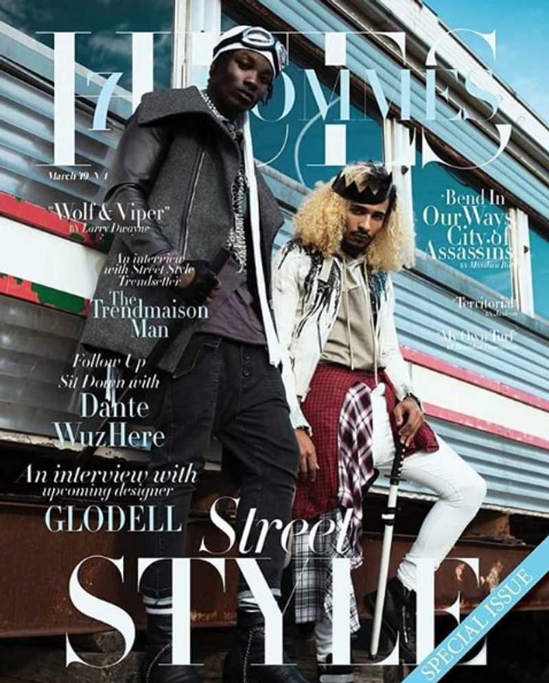 7 HUES MAGAZINE: STREET STYLE EDITION - EDITORIAL FEATURE