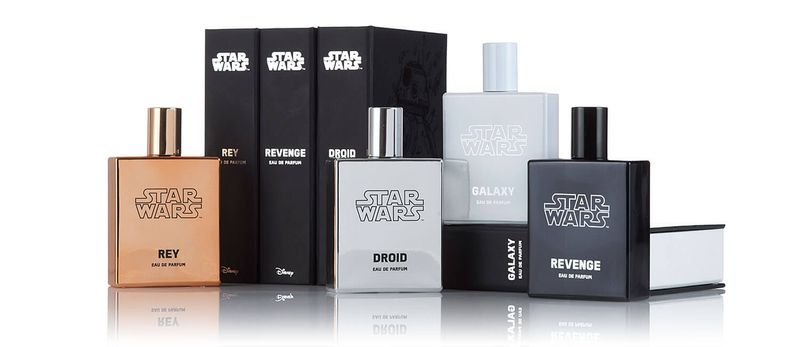 Star Wars fragrance collection