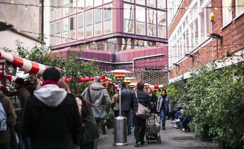 Monocle Christmas Market