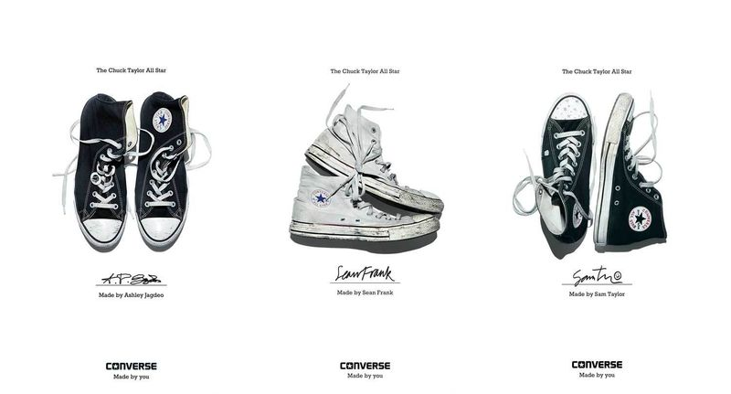 Converse - Made By You