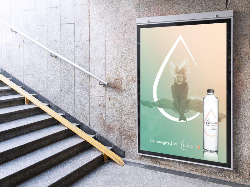 Infused drinks   Logo, Branding, Marketing
