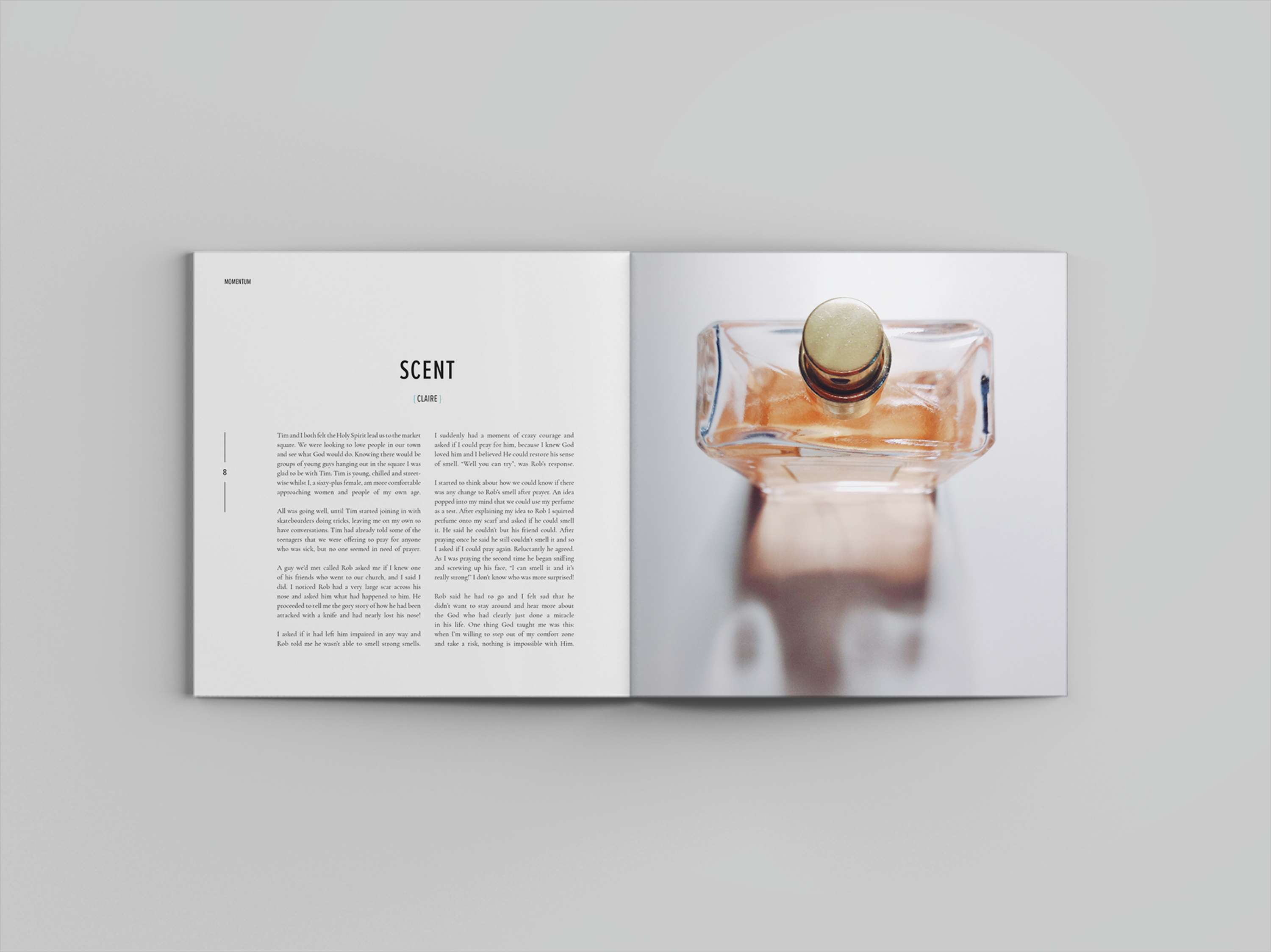Momentum Book | The Dots