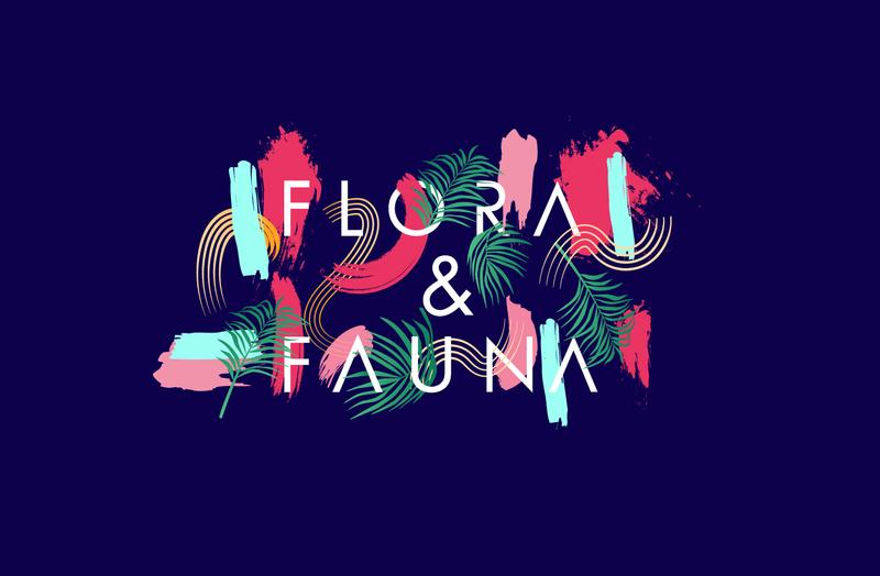 Flora & Fauna   Brand Identity, Packaging, Marketing