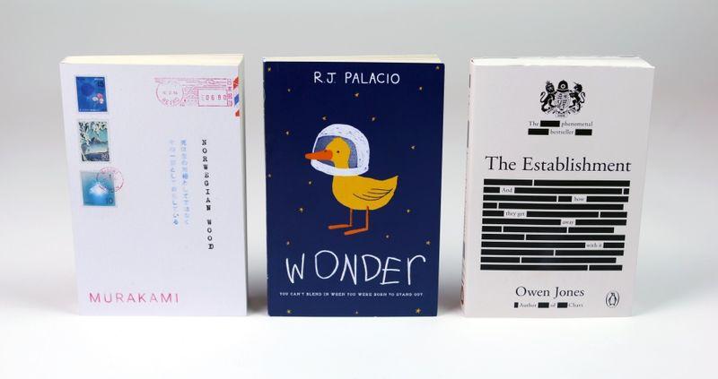 Penguin Design Awards, Wonder cover winner