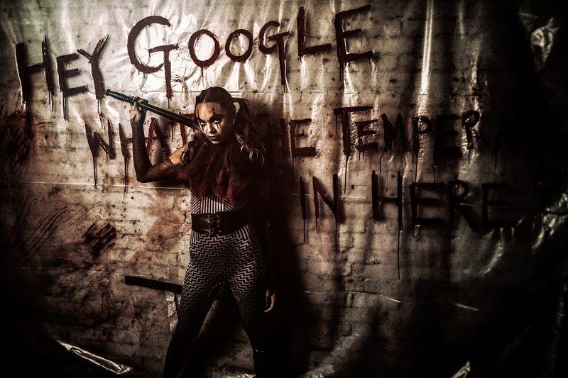 JBL X Google - Fright Club