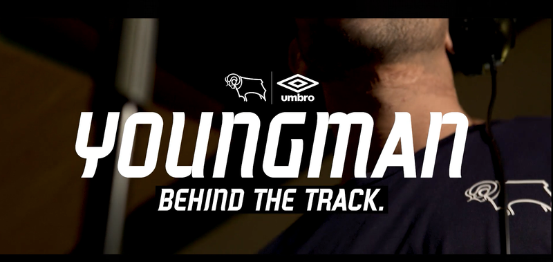 Derby County X Umbro - BEHIND THE TRACK