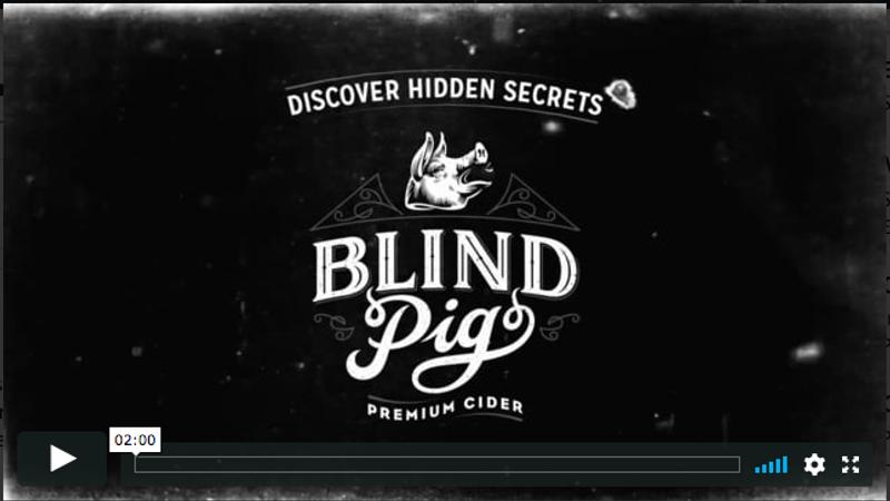 Blind Pig Cider Launch