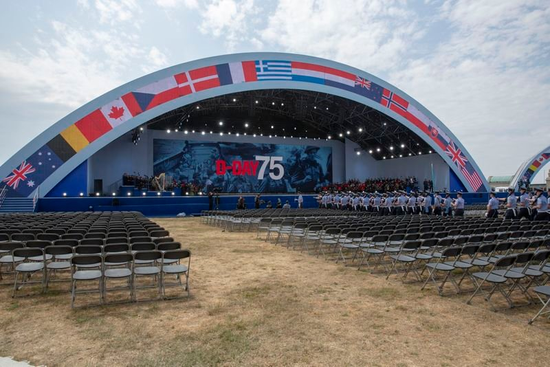 D-Day 75 National Commemorative Event