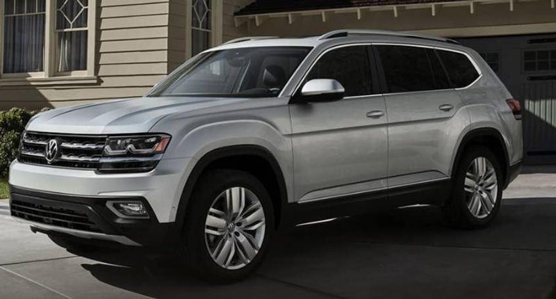 Volkswagen Atlas in Libertyville