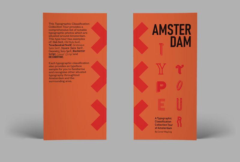 Amsterdam Type Tour 2019