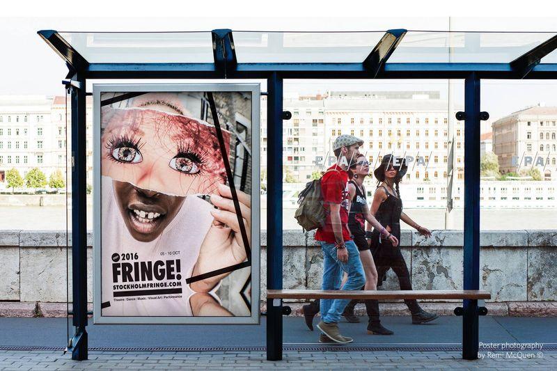 Stockholm Fringe Festival 2016: Creative Direction +