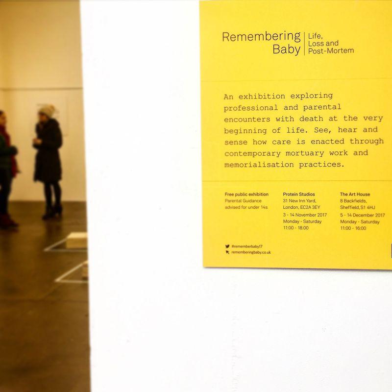 Remembering Baby: Visual Identity Design