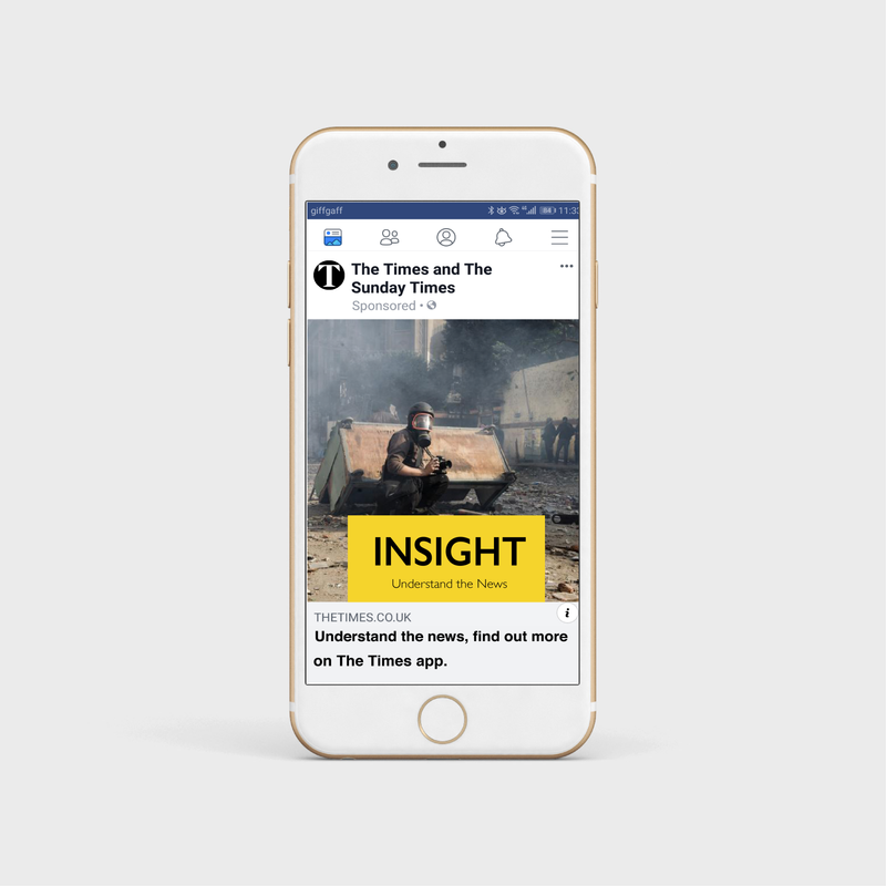 D&AD Submission; Insight