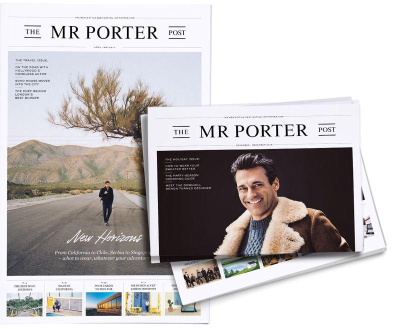The Mr Porter Post