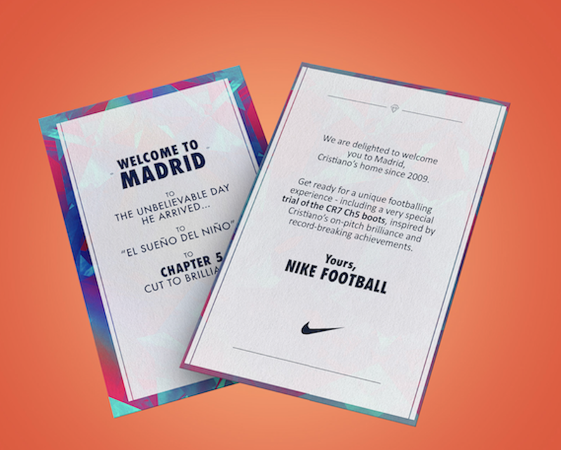 NIKE Graphics and Art Direction