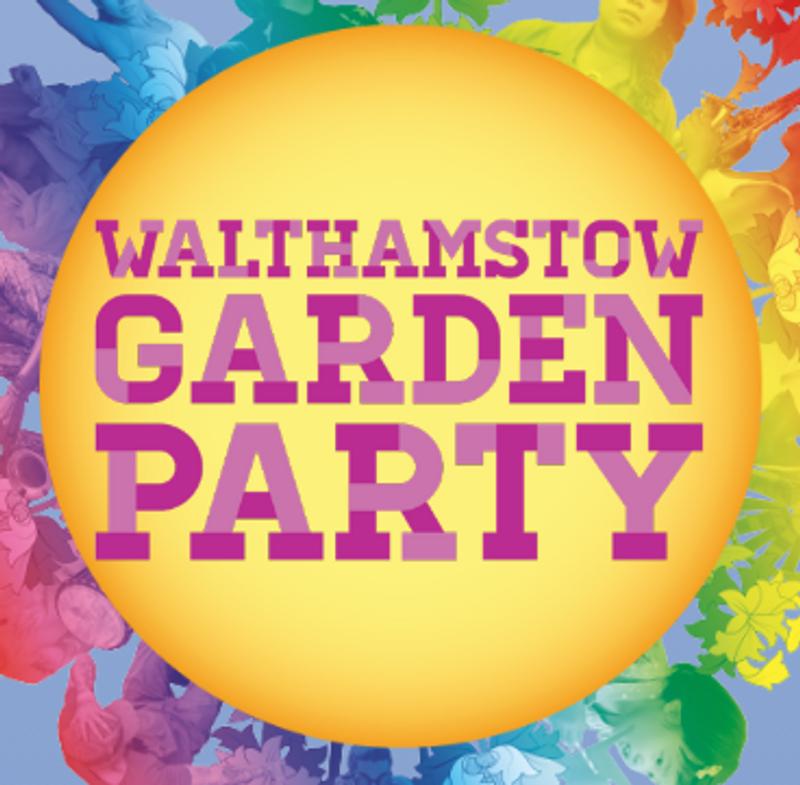 'Haus Party', Walthamstow Garden Party