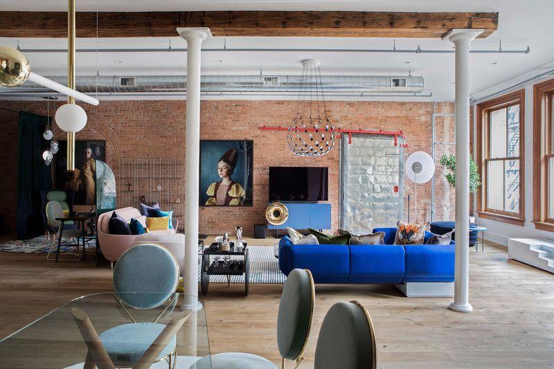 SoHo New York Loft