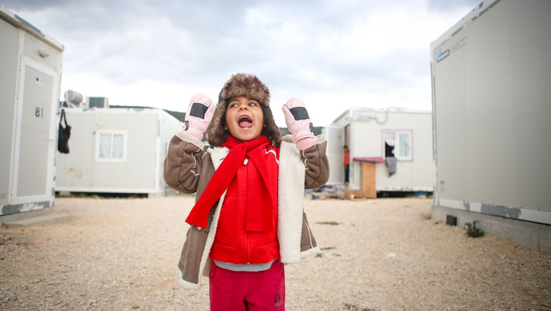 Choose Love — Help Refugees